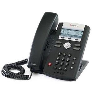 Polycom SoundPoint IP 335 VoiP Telefoon voor 2 lijnen