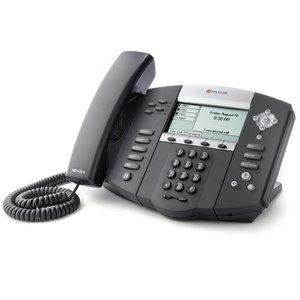 Polycom SoundPoint IP 560 VoiP Telefoon voor 4 lijnen