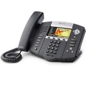 Polycom SoundPoint IP 670 VoiP Telefoon voor 6 lijnen