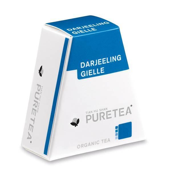 Pure Tea Darjeeling Gielle thee