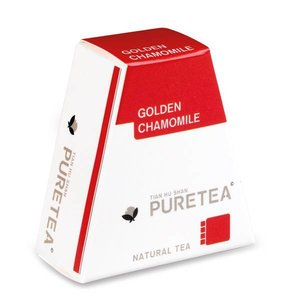 Pure Tea Golden Chamomile (Kamille) White Line 18 stuks