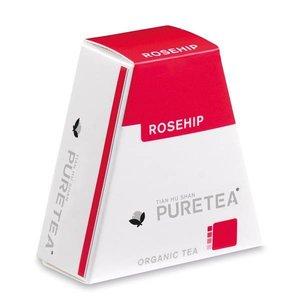 Pure Tea Rosehip White Line 18 stuks