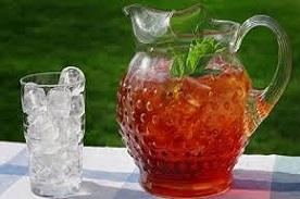 kan met iced tea