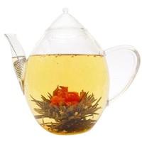 Jasili Theepot 550 ml ook voor theebloemen