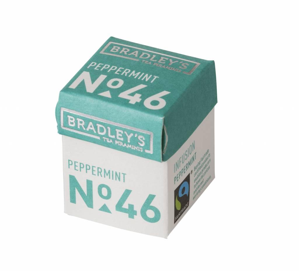 Bradley's Piramini Pepermunt tea 46