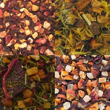 Vruchten thee proefpakket