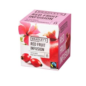 Bradley's Favourites  Red Fruit Infusion 11