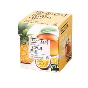 Bradley's Favourites Tropical Fruit 25