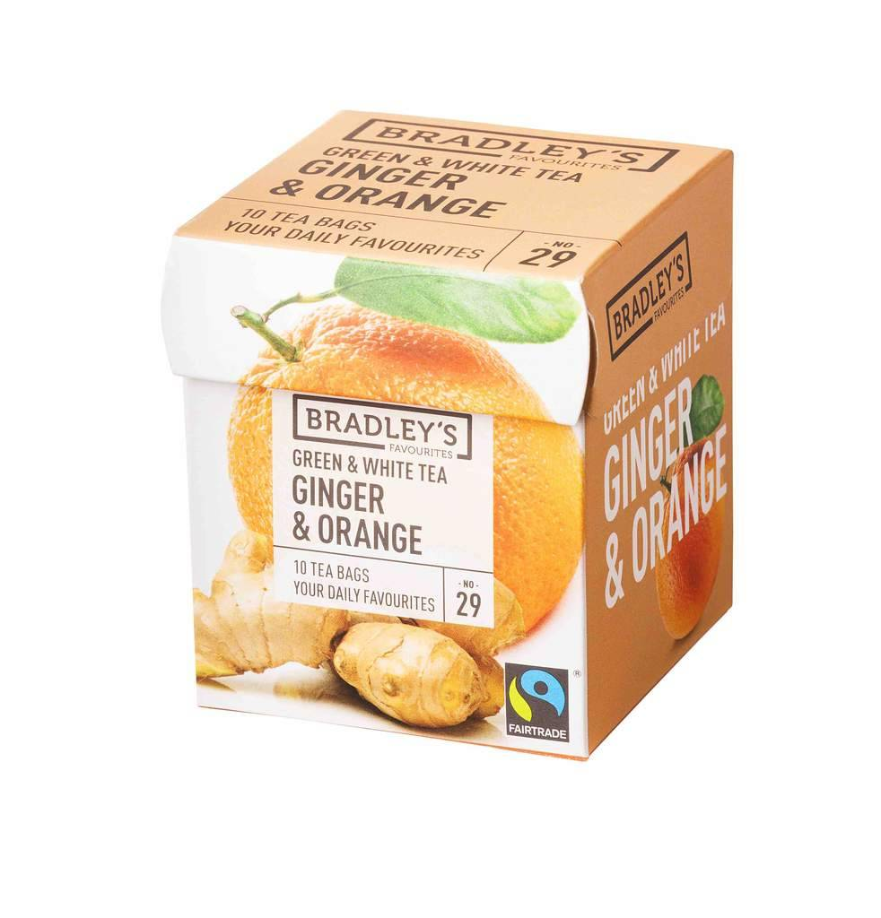 Bradley's Favourites Ginger & Orange 29