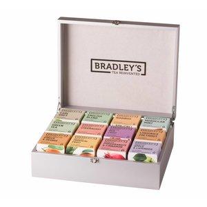 Bradley's Favourites Theekist 12 vaks