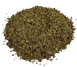 Basilicum gemalen per 100 gram