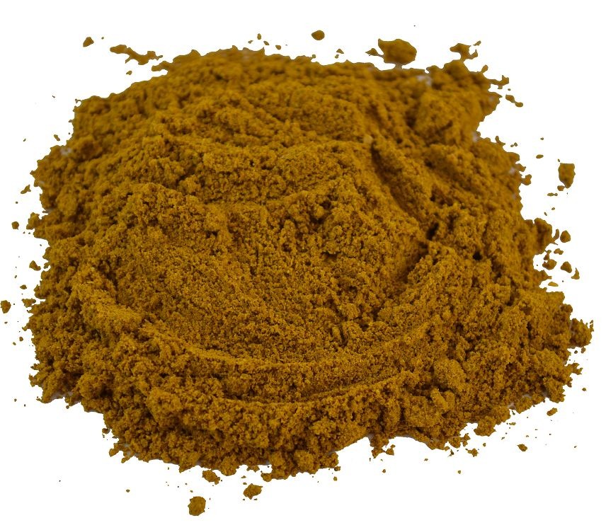 Kerriepoeder Indiaas zonder zout