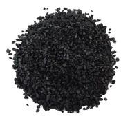 Zeezout zwart
