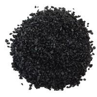 Zeezout zwart voor decoratie