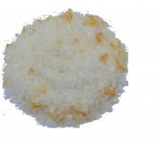 Zeezout met knoflook