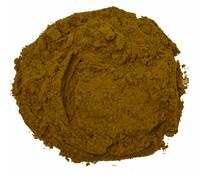 Kerriepoeder Indiaas met zout