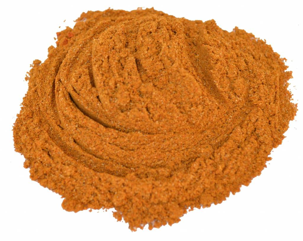 Shoarmakruiden rood met zout