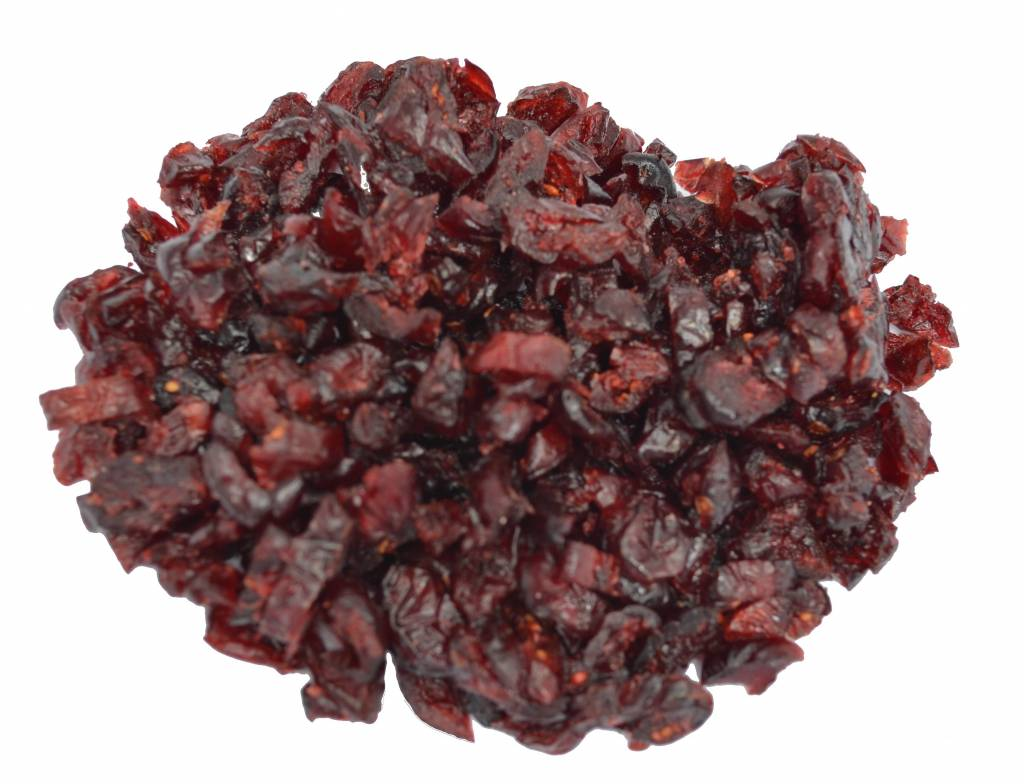 Cranberries of Cranberry gedroogd