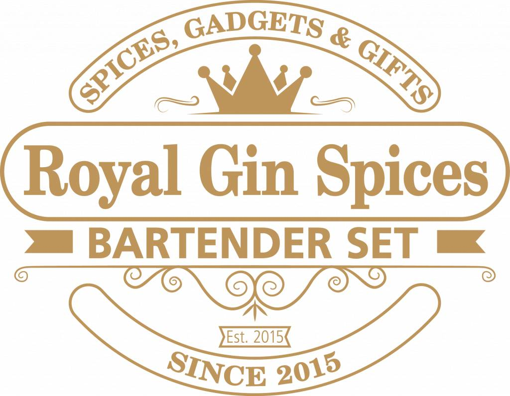 Royal Gin Spices Bartender set