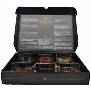 Royal Gin Spices Bartender set