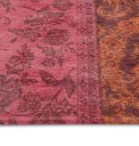 Vintage Patchwork - Orange Purple 8103