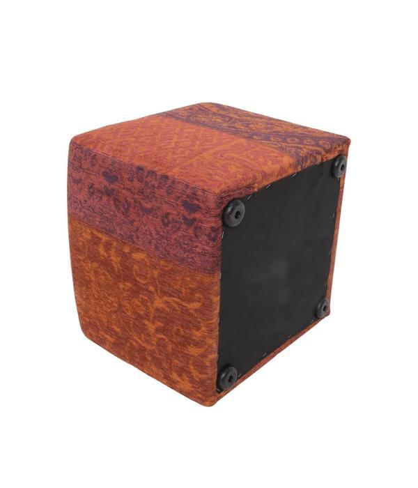 Vintage Cube - Orange Purple 8103