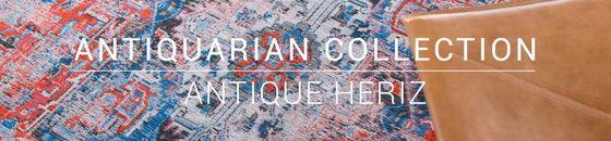 Antiquarian Antique Heriz Collection