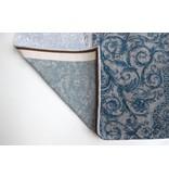 Vintage Patchwork - Bruges Blue 8981 - 230x230cm