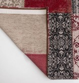 Vintage Patchwork - Antwerp Red 8985 - 230x230cm