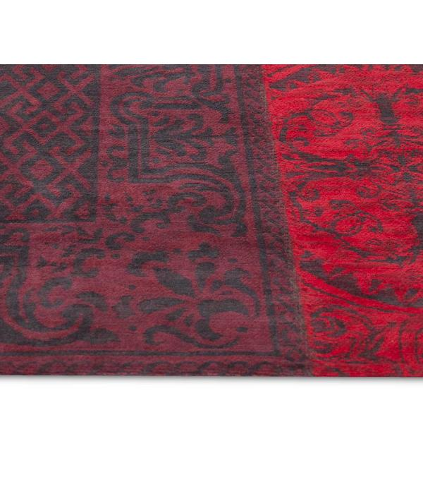 Vintage Patchwork - Red 8014 - 230x230cm
