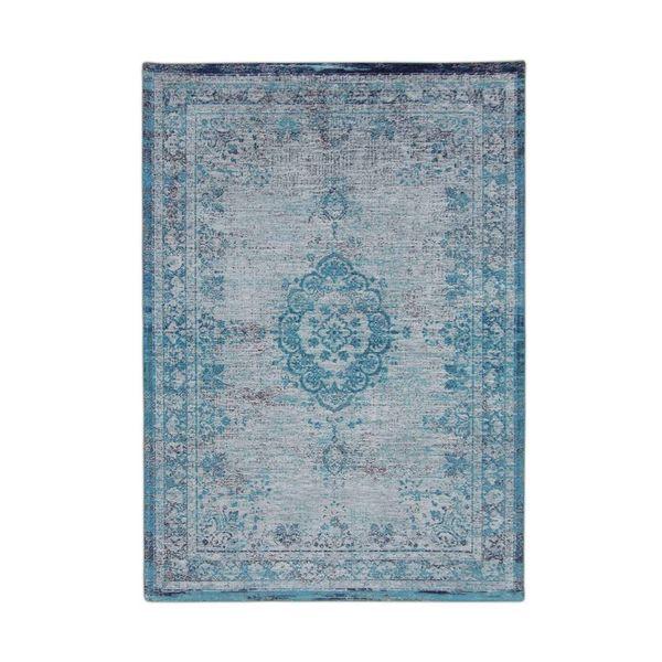 Grey Turquoise 8255 - 230x230cm