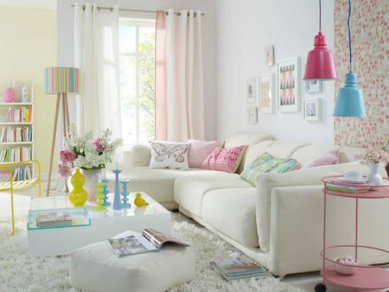 Kleurencombinaties voor uw woonkamer   Schilderenkanikzelf nl
