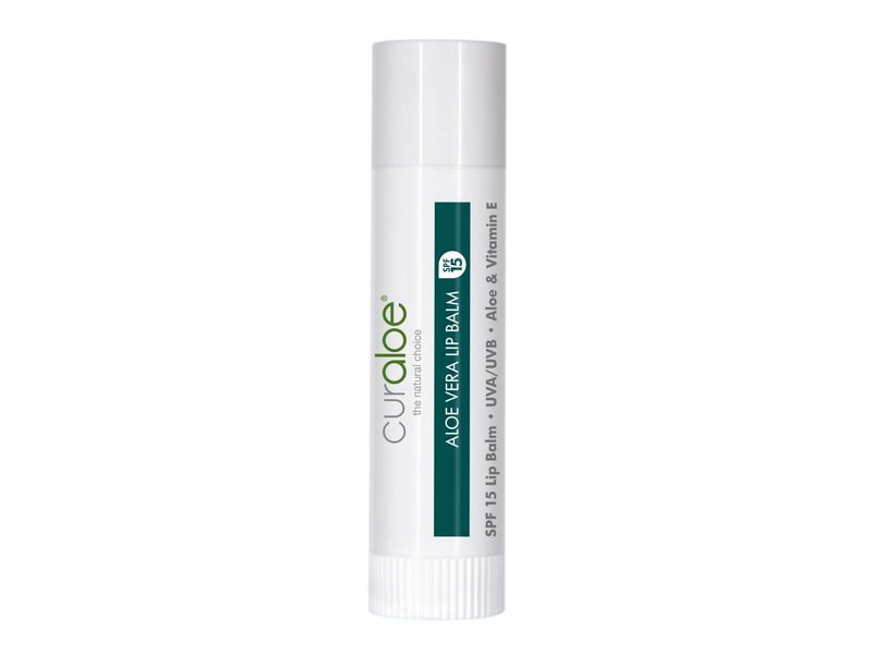 Curaloe® Facial Lip Balm - Healing and soothing
