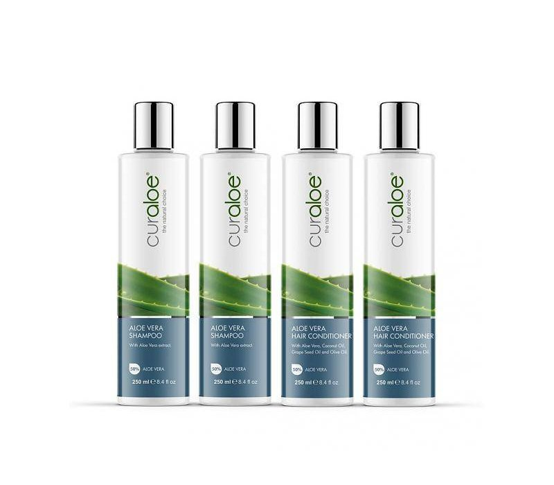 Shower line - Shampoo & Conditioner 2 + 2