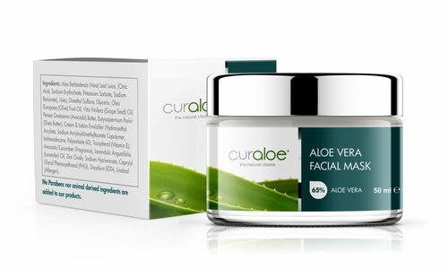 Curaloe® Facial Mask
