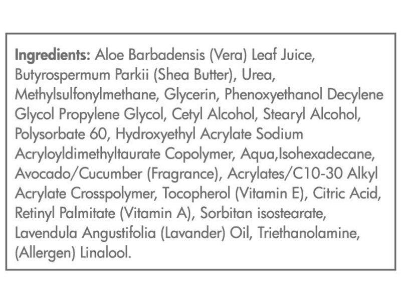 Curaloe® Facial  Day Cream - Hydrating and healing