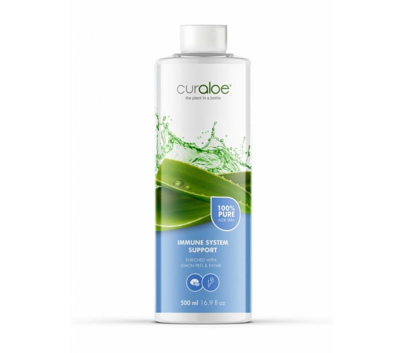 Immune System Support supplement with Aloe Vera