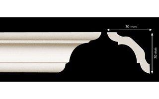 Homestar C100 (70 x 70 mm), lengte 2 m