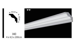 Vidella VI40 (40 x 45 mm), lengte 2 m