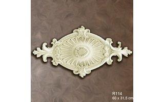 Grand Decor Rozet R114 diameter 60 x 31,5 cm