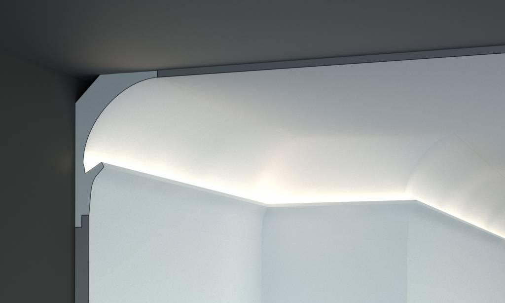 Best Indirecte Verlichting Plafond Zelf Maken Contemporary - Trend ...