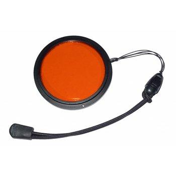 Intova Rotfilter für Makrolinse SP1-CUL an Kamera Edge X, Edge, Connex, Nova HD oder Sport HD II