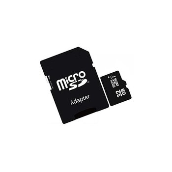 Intova Speicherkarte Micro-SD, 8 GB, Class 10, 40 MB/sec, mit Micro-SD Adapter
