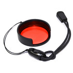 Intova Rotfilter für Action Cam