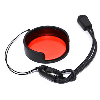 Intova Rotfilter für Kamera X2, HD2 und Dub