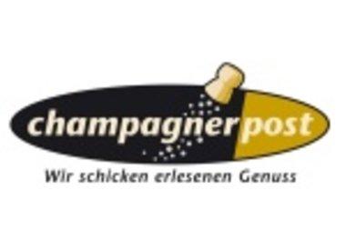 Champagner Versand mit DHL: Champagner als Geschenk mit Karte zum genauen Termin verschicken lassen