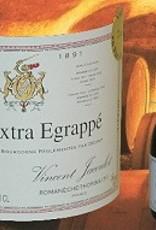 Jacoulot Extra Egrappé Marc de Bourgogne kräftiger Tresterbrand aus dem Burgund