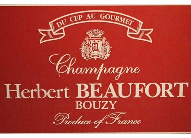 Herbert Beaufort Champagner