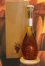Distillerie Goyard Marc de Champagne in der edlen Glasbläserflasche