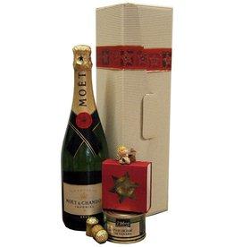Moet & Chandon Champagner himmlisches Champagnergeschenk mit Moet & Chandon